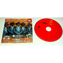 Cd Ramon Ayala Grandes Exitos Vol 1 Promocional Carta Blanca