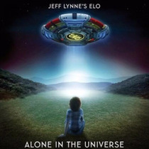 Alone In The Universe / Jeff Lynne / Disco Cd 10 Canciones