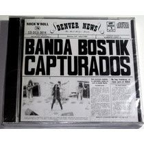 Cd Banda Bostik Capturados (en Vivo)!! Rock Nacional