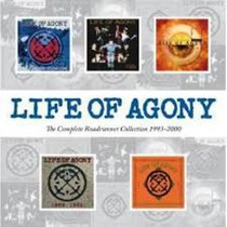 Life Of Agony Complete Roadrunner 1993 2000 Cd X 5 Nuevo