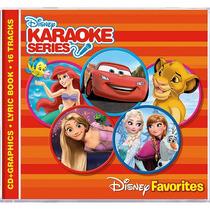 Disney Karaoke Series: Disney Favoritos (cd + G)