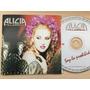 Cd. Alicia Villarreal - Soy Lo Prohibido- 1ra. Edición