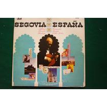 Andres Segovia España Albeniz Torroba Granados