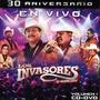 Los Invasores De Nuevo Leon/ 30 Aniversario/vol.1/ Cd+dvd