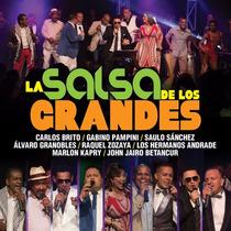 La Salsa De Los Grandes Vol 3 / Varios / Cd + Dvd