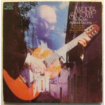 Andrés Segovia / My Favorite Spanish... 1 Disco Lp Vinilo