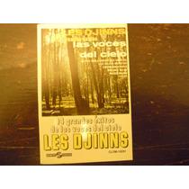 Les Djinns Casette 14 Grandes Exitos Las Voces Del Cielo