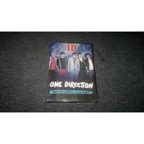 Dvd One Direction Nuestro Camino A En Formato Dvd,excelente