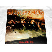 Bathory Blood Fire Death Lp Vinyl Black Metal Suecia