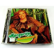 Margarita / Peligro Cd Como Nuevo Ed 2002 Peerless