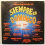 Los Grandes De Siempre En Domingo 1987 1 Disco Lp Vinilo