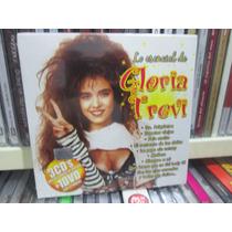 Lo Esencial De Gloria Trevi. 3 Cd´s + 1 Dvd. Nuevo Dijipack