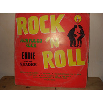 Eddie Y Las Sombras Lp Freddy Fender Rock Español 60,s
