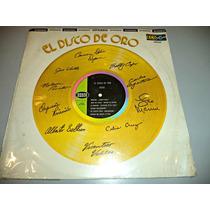 Lp El Disco De Oro Riverside Celia Nelson Pinedo / Nuevo