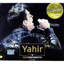 Yahir / Zona Preferente/ Cd+ Dvd Con 16 Canciones