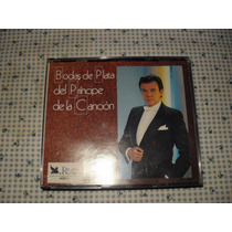 Jose Jose Bodas De Plata Readers Digest 5 Cds
