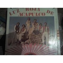 Disco Acetato: Luz Roja De Acapulco
