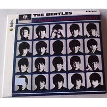 The Beatles A Hard Day S Night Cd Digipack Interactivo 2009