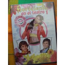 Dvd Floricienta En El Teatro 1 - Nuevo, Sellado.