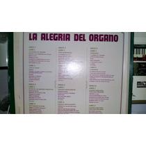 Coleccion De 6 Lp - La Alegria Del Organo