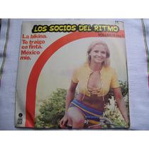 Los Socios Del Ritmo. Vol. # 1. Disco L.p.