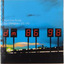 Cd Disco Compacto Depeche Mode The Singles 8698