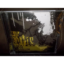 Early Graves We The Guillotine Cd Nuevo Metal,death,imp