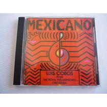 Luis Cobos Mexicano Cd 2001 Magnifico Estado! Envío Gratis!