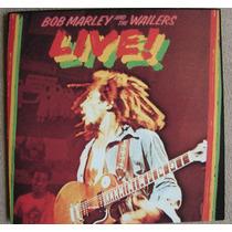 Bob Marley Live! Cd Original Nuevo Usa