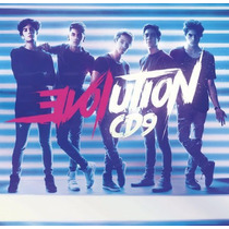 Evolution / Cd9 / Disco Cd Con 15 Canciones