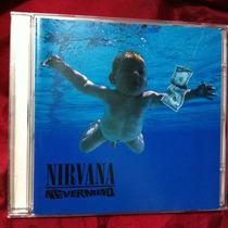 Nirvana Nevermind 1991 Importado Suecia Perfecto Estado