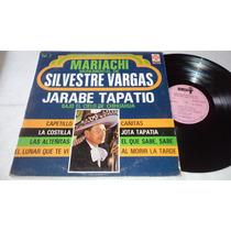 Mariachi Monumental De Silvestre Vargas Jarabe Tapatio Lp