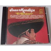 Juan Mendoza El Tariacuri Homonimo Cd Unica Ed.1990 Peerless