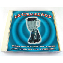 Latino Blend / Paulina Rubio Kabah Marta Sanchez Imm Cd 2003