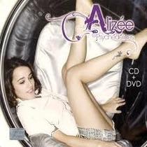 Psychédélices (cd + Dvd) Alizée