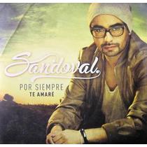 Lu Sandoval - Por Siempre Te Amare Single