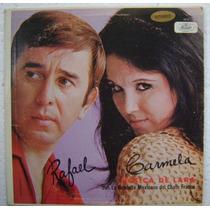Carmela Y Rafael / Musica De Lara 1 Disco Lp Vinilo