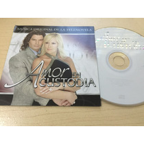 Cd. Amor En Custodia - Telenovelas - Remate
