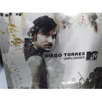 Diego Torres Mtv Unplugged Cd Nuevo Sellado