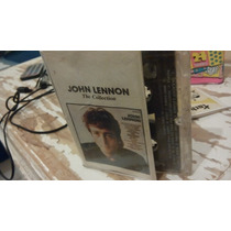 John Lennon The Collection Cassette Original De 1990