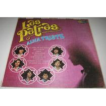 Los Potros - Alma Triste - Disco Lp