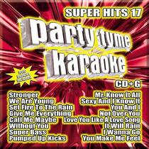 Party Tyme Karaoke - Super Hits 17