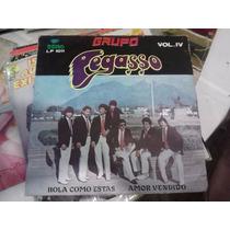 Grupo Pegasso Vol. 4 - Amor Vendido (lp Original)