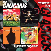 Recupera Tus Clasicos / Caligaris / 4 Discos Cd