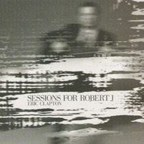 Sessions For Robert J Eric Clapton Cd+dvd Nuevo