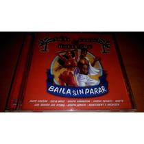 Salsa, Cumbia & Merengue, Baila, Cd Album, Del Año 2000