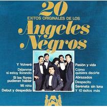Cd Los Angeles Negros - 20 Exitos Originales