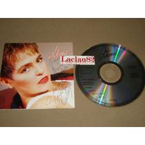 Lupita D´alessio La D´alessio 1993 Columbia Cd Autografiado