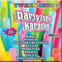 Party Tyme Karaoke: Tween Visitas 5 (cd / Gs)