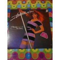 Anamia Lp Atrevete Mi Amor 1982. Con Inser/póster